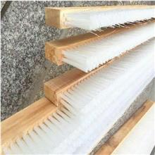 板刷厂家 创业制刷 PVC板刷 转塔冲床板刷 砖机木条刷