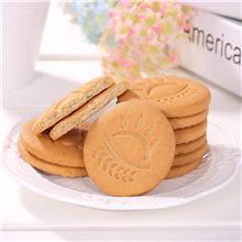 植物油食品_每日坚果夹心饼干 轻微包装食品-_质量放心