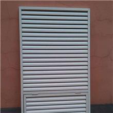 欧式百叶窗帘 厨房S型PVC防水窗 通风透气 百叶窗帘厂家 批发定制