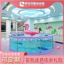 四川资阳伊贝莎游泳池设备-儿童游泳馆设备-婴儿游泳池设备厂家