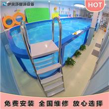 四川巴中伊贝莎游泳池设备-儿童游泳馆设备-婴儿游泳池设备厂家