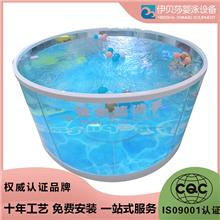 四川甘孜伊贝莎游泳池设备-儿童游泳馆设备-婴儿游泳池设备厂家