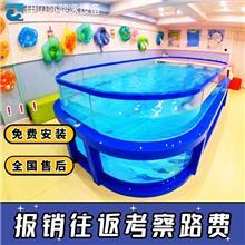 四川绵阳伊贝莎游泳池设备-儿童游泳馆设备-婴儿游泳池设备厂家