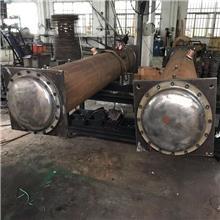 春兰65KW风冷模块机壳管式蒸发器 海信科龙160KW水冷空调水源热泵机组壳管式换热器