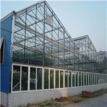 现代化玻璃温室大棚尺寸  无锡塑料温室大棚建造造价