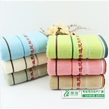 厂家直销超细纤维加厚磨绒小方巾吸水擦手巾厨房清洁巾广告巾
