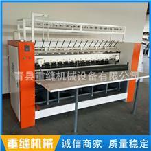 供应 厚料棉被缝纫机 全自动引被机 全自动多针有底线缝被机 质量放心