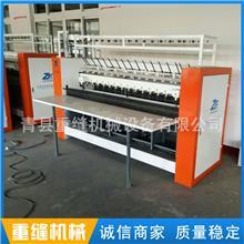 现货 温室大棚棉被机纺棉被机 全自动引被机 厚料棉被缝纫机 可定制