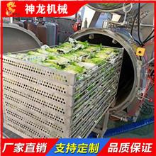 小型高温杀菌锅 电加热玉米蒸煮锅 304不锈钢饮料罐头食品灭菌锅