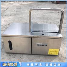 供应黄纸打捆机器 印刷冥币打包机 可印字烧纸扎捆机
