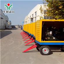 特惠来袭 混流泵单缸移动拖车发电机组 30KW移动拖车发电机组 现货 移动发电车