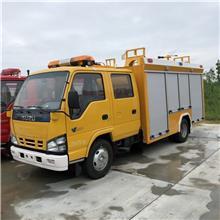 五十铃抢险救援消防车厂家