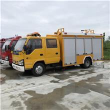 消防车销售地点 水罐消防车厂家