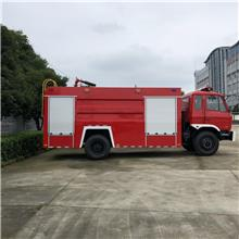 东风消防车 社区用消防车 水罐消防车制造厂家