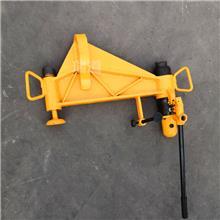 质量好价格便宜 钢轨垂直曲线水平液压弯轨器 弯道机 弯轨机24kg 30kg 48kg