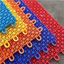 生产 早教中心运动地板 拼装悬浮地板 彩色塑料地板