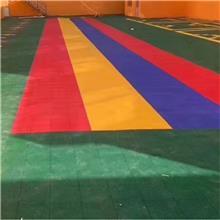 拼装地板 羽毛球场运动地板 室内外悬浮地板 现货供应 轮滑旱冰悬浮地板