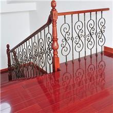 铝合金楼梯扶手 铝艺楼梯扶手 铝艺楼梯把手 别墅楼梯扶手 家装楼梯扶手