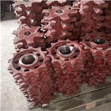 丰达厂家批发 链轮品种多样 锅炉配件 链轮 等各式链轮