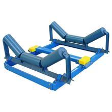 蓝色电子皮带秤厂家 智能电子皮带秤价格 龙正衡器 科技公司