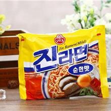 韩国 奥土基原味真拉面原味拉面,辣味拉面, 多连包拉面,方便面,泡面,箱起批,批发产品