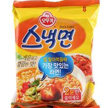韩国 奥土基快餐面 多连包拉面,方便面,泡面,箱起批,批发产品