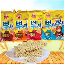 韩国 奥土基烤鸡肉味干脆面 多连干吃面,方便面,泡面,箱起批,批发产品