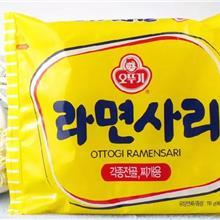 韩国 奥土基火锅用拉面,泡面,方便面,多连包拉面箱起订批发