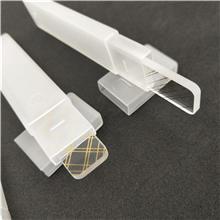 厂家直销纳米玻璃指甲锉 ZP/卓芃 尖头方头弧形抛光条美甲神器批发