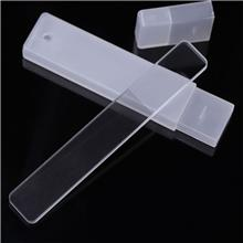 纳米玻璃指甲锉 水晶美甲工具 修饰指甲不伤甲
