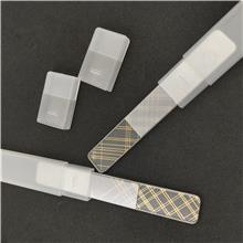 纳米玻璃锉源头工厂产销多规格美甲指甲锉 纳米玻璃指甲锉抛光条 美甲工具
