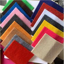 定制加厚拉绒地毯 展厅仓库展会用一次性地毯 红色婚庆开业满铺地毯
