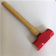 出售 八角锤 销售 黄桐木柄锤 防爆锤子