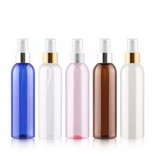 250ml毫升方瓶化妆水爽肤水喷瓶香水喷雾瓶细雾塑料旅行分装瓶