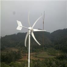 耀创 云南户用水平轴风力发电机 风光互补风力发电系统 小型离网发电机 风光互补家用发电设备