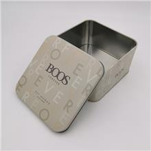 定制方形马口铁盒 大中小方形套罐 儿童补钙补锌口服液铁盒 饼干糖果蛋卷食品包装铁盒
