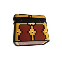 定制马口铁长方形铁盒 巧克力糖果补钙补锌冲剂口服液包装铁盒 茶叶铁盒