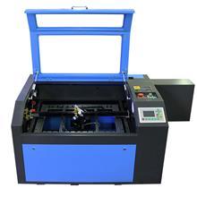 数控CO2激光雕刻切割机玻璃切割机4060 6040用于咖啡杯玻璃雕刻杯子销售