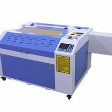 60w 80w便携式激光玻璃切割机6040 co2激光切割机