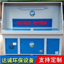打磨除尘工作台净化工作台静电空气净化吸尘打磨工作台无尘车间