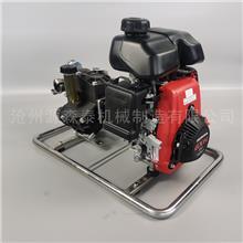 生产 汽油柴油型自吸泵 高扬程水泵 车载高压水泵