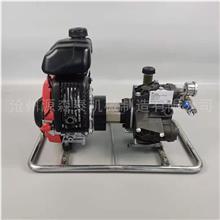 定制 汽油柴油型自吸泵 汽油机高压泵 农田灌溉用水泵