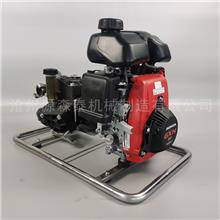 生产定制 汽油柴油型自吸泵 汽油动力消防泵 背负式森林消防泵 价格合理