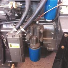 潍坊R4105ZD柴油机机油冷却器