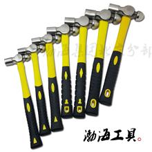 包邮304不锈钢锤子 防磁圆头锤 奶头锤 白钢榔头 航海耐腐蚀手锤工具厂家直销