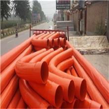 Jintai_威海风电基础大弧弯头_PE穿线管大弯头回填施工_厂家定制