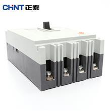 厂家直供正泰塑壳式漏电断路器 DZ20L-160/4300剩余电流动作断路器 北方事达直销