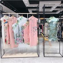 娣婷 2020夏季旗袍系列 棉麻女装批发厂家 原创棉麻女装批发 中国棉麻服装批发地