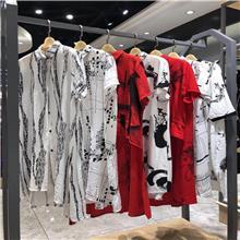 纳德兰 2020夏季开衫连衣裙 女装店进货技巧 韩版女装批发 女装进货便宜