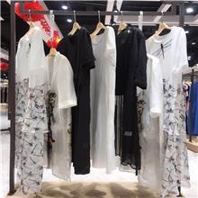 紫树叶 2020夏季真丝连衣裙 连衣裙春装  中年女装夏装 服装厂直接批发 香云纱连衣裙